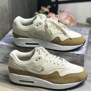 Nike Shoes | Air Max 1 Premium Sc Beach W Authentic | Poshmark